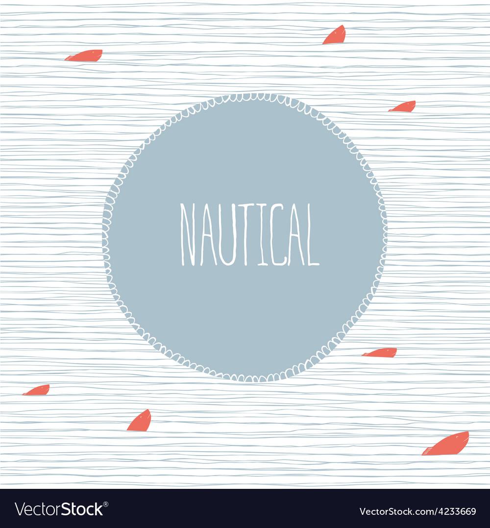 Nautical vector