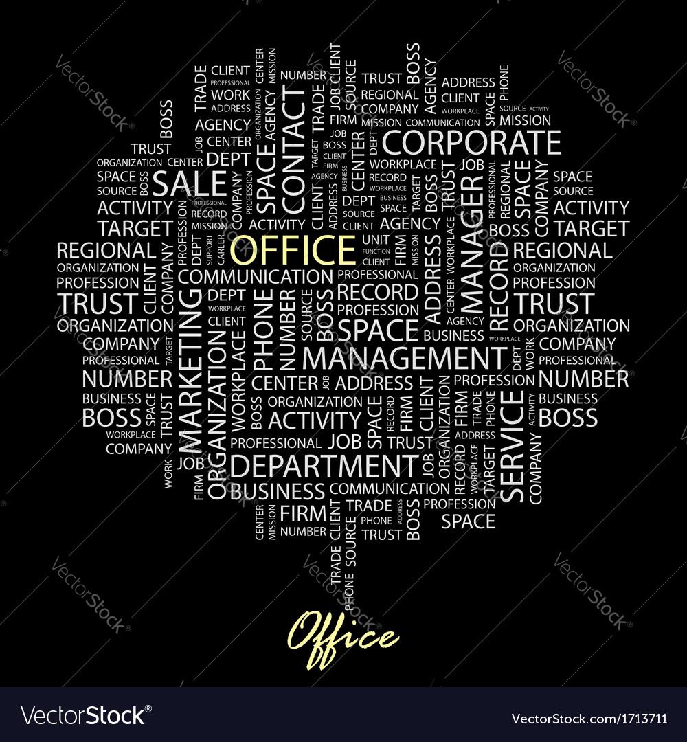 Office vector