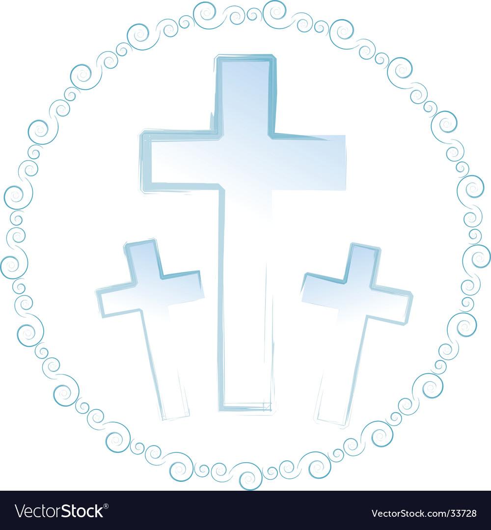 Christianity vector