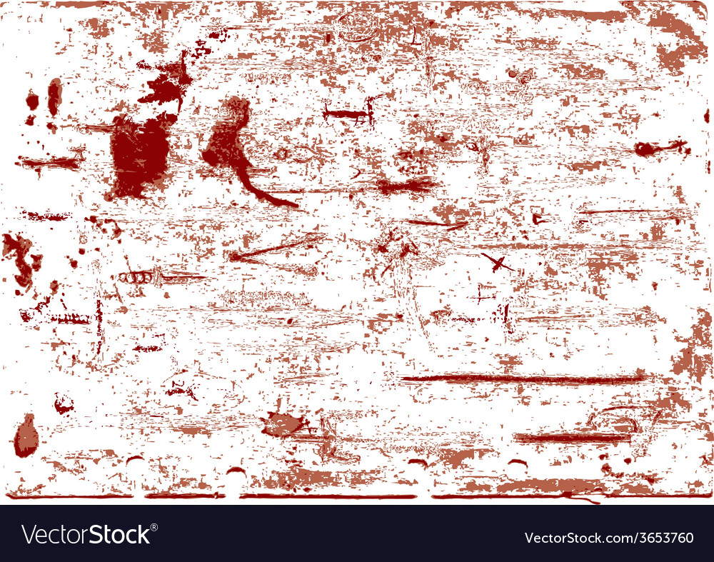 Grunge texture with dirty spots vector