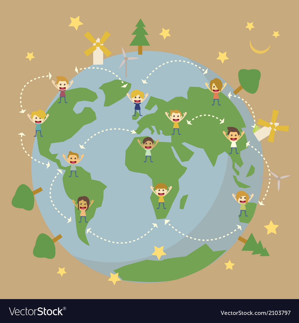 World save vector