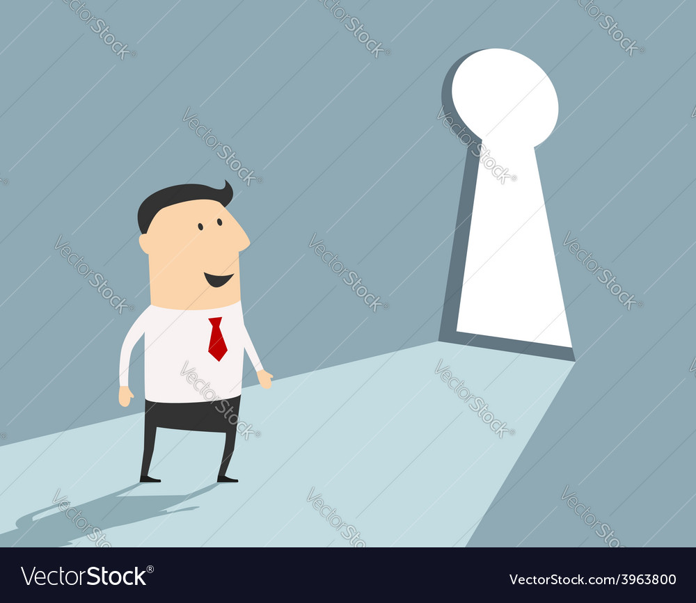 Business opportunity concept vector