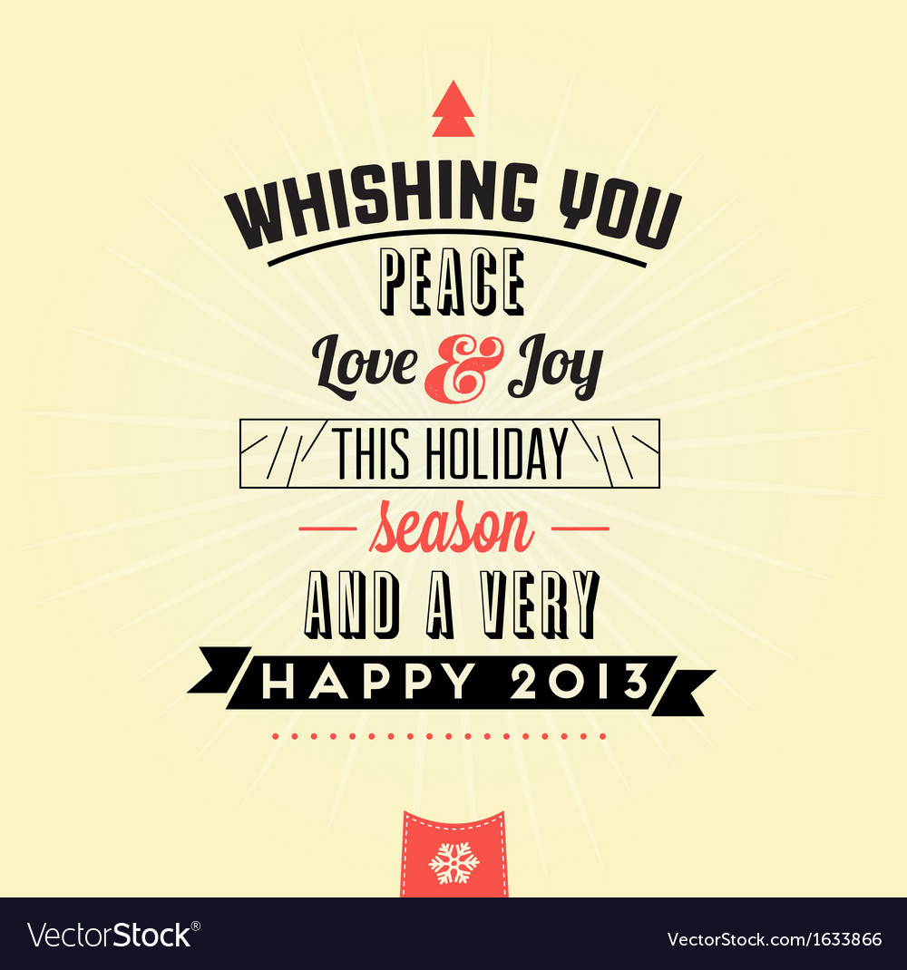352retro vintage merry christmas tin sign vector