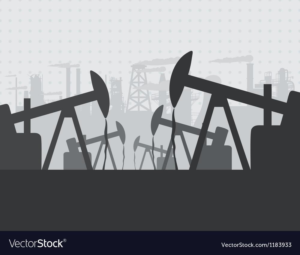 Oil extracting vector