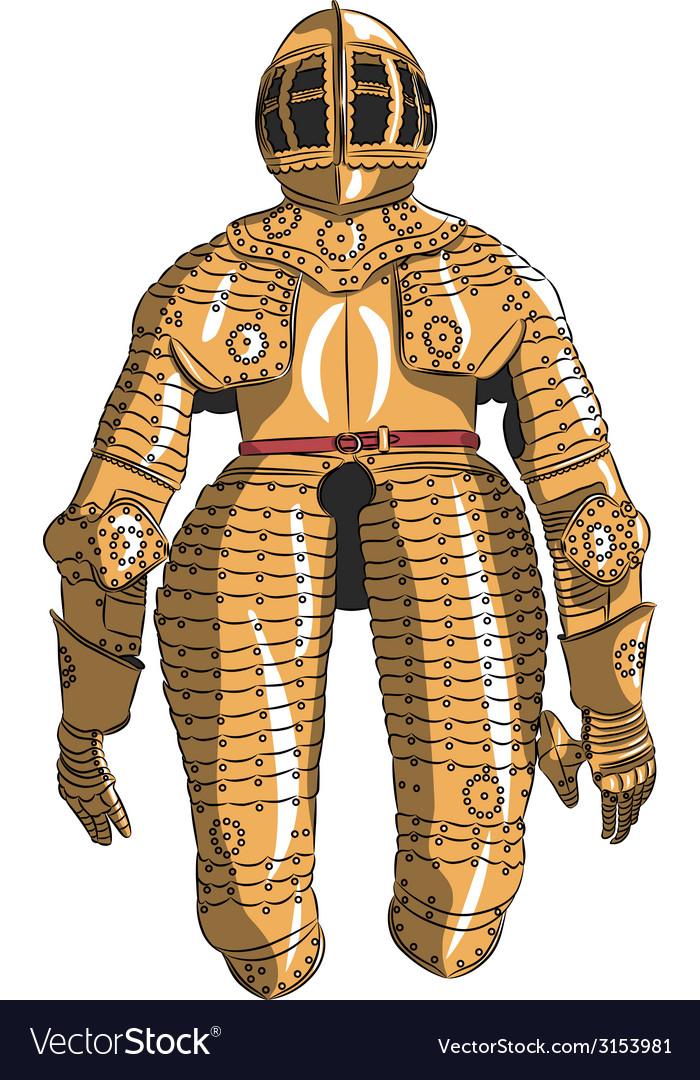 Armor a vector