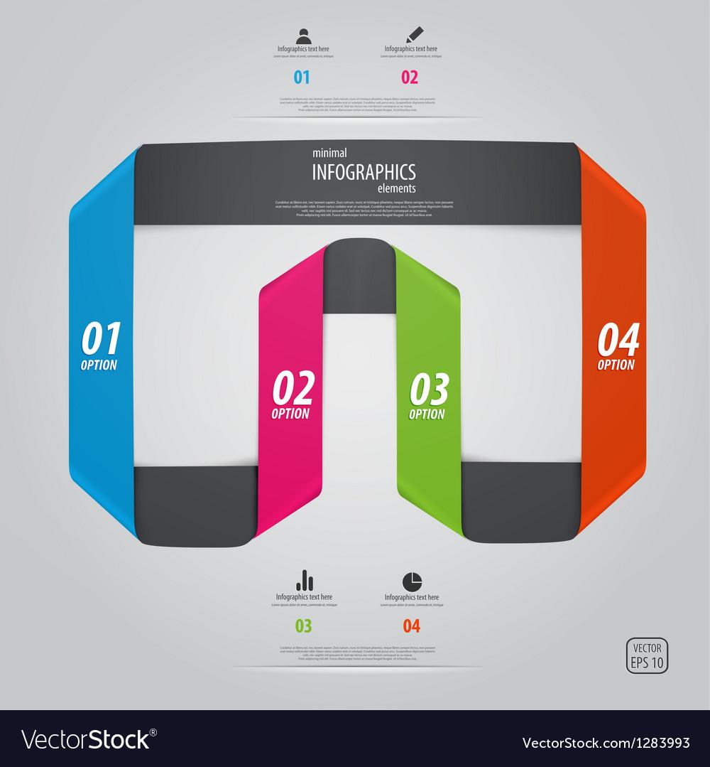 Infographics design 5 vector