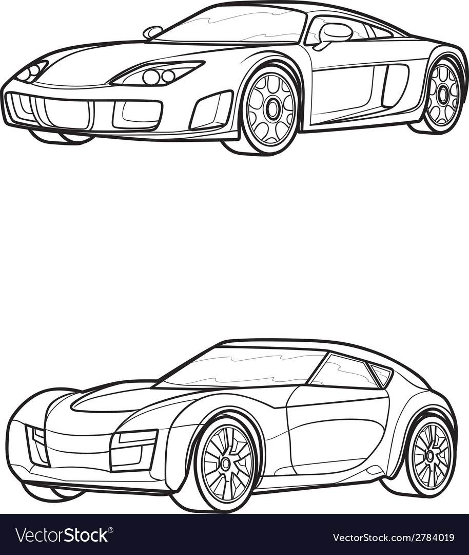 Car5 vector