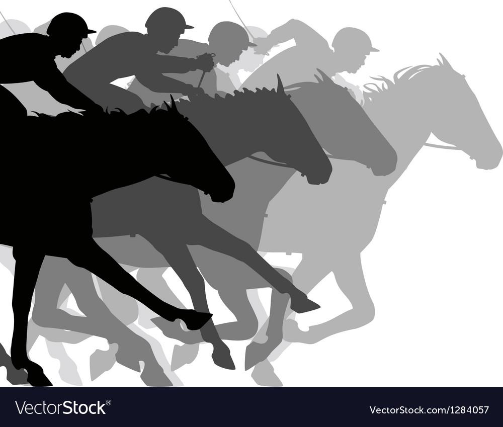 Close race vector