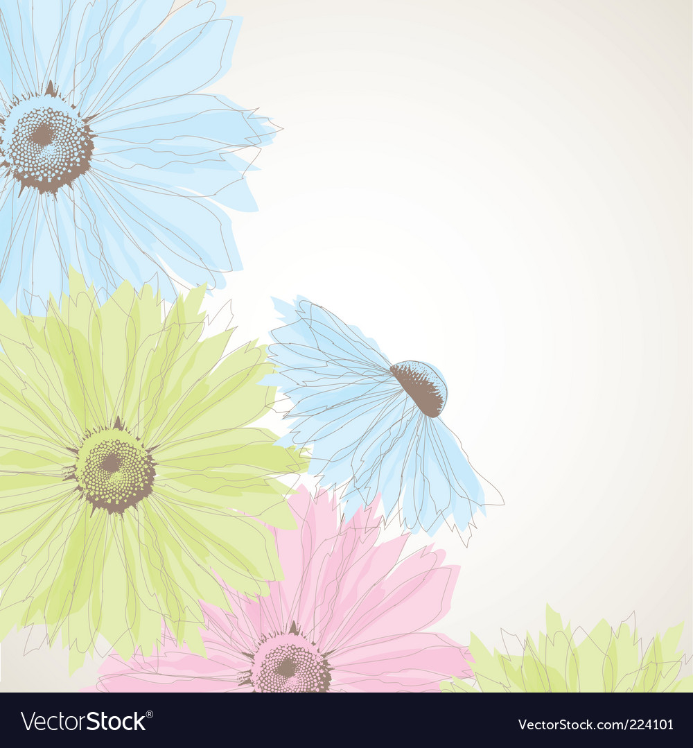 Abstract background with paste vector