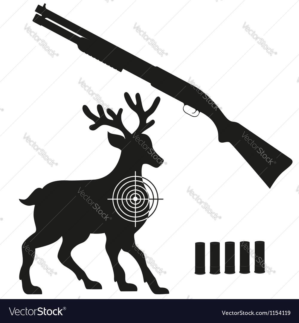 Shotgun 08 vector