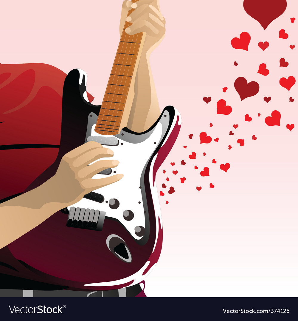 Love song vector
