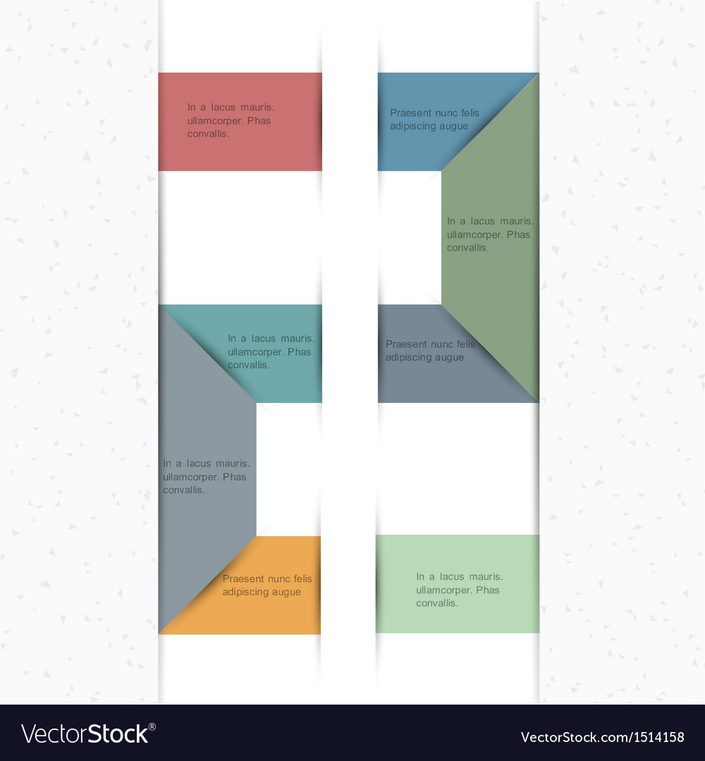 Paper background for design minimalist style vector