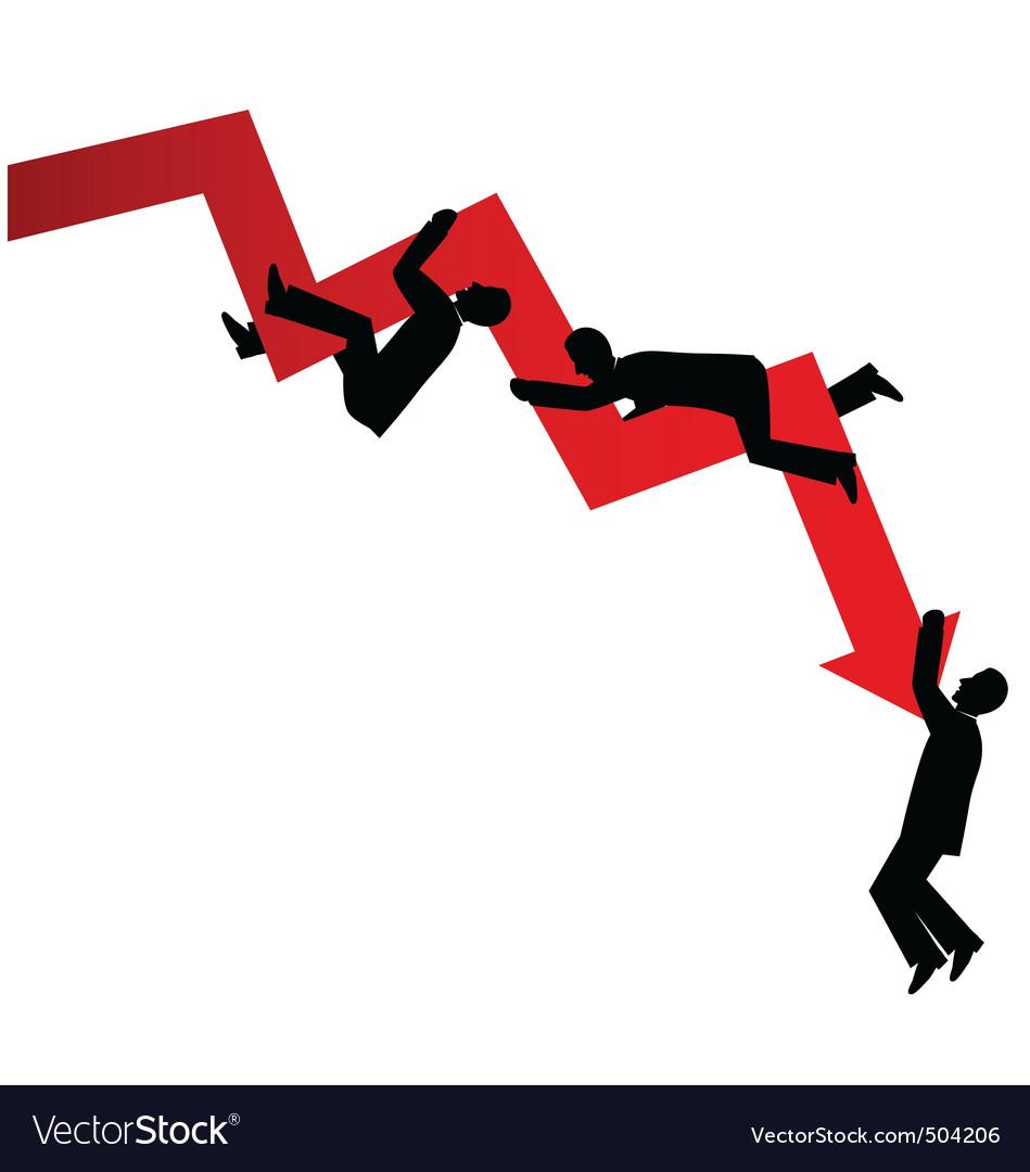Business failure vector