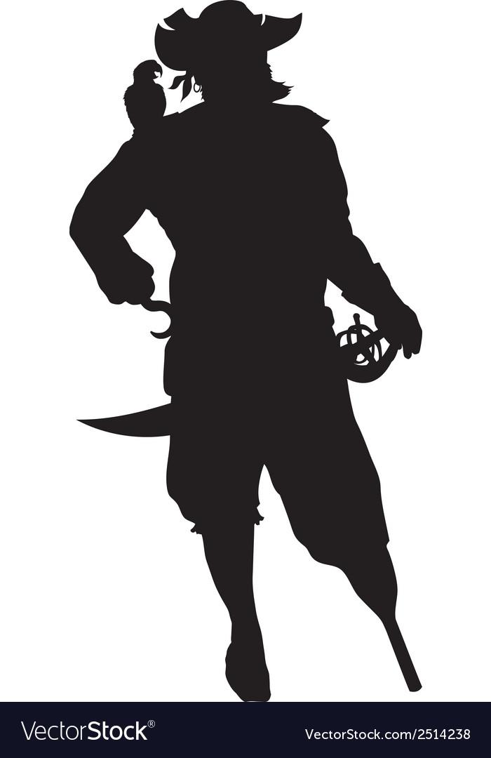 Corsair warriors theme vector