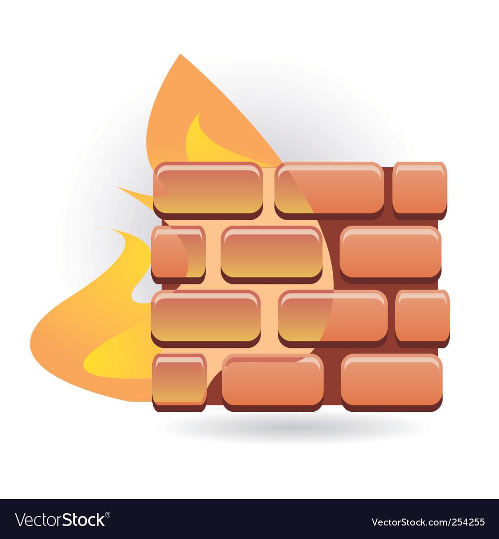 Firewall vector