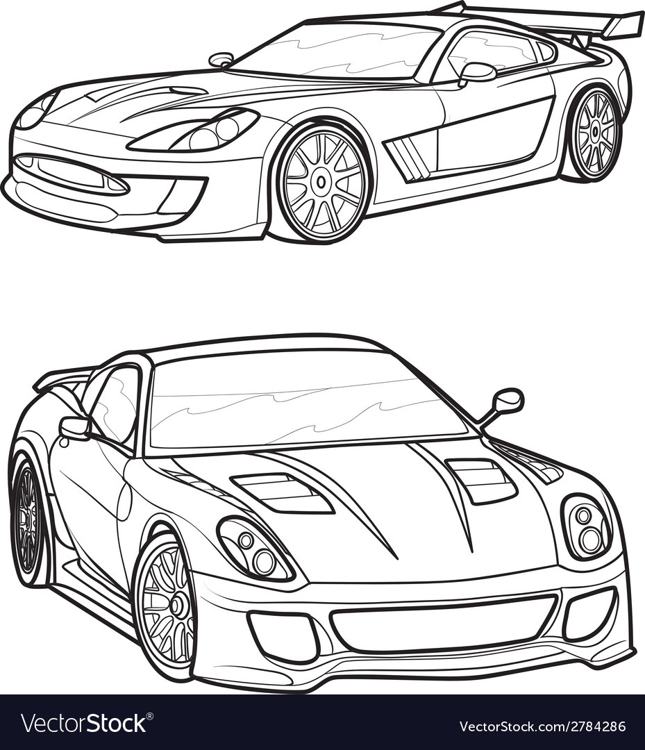 Car8 vector