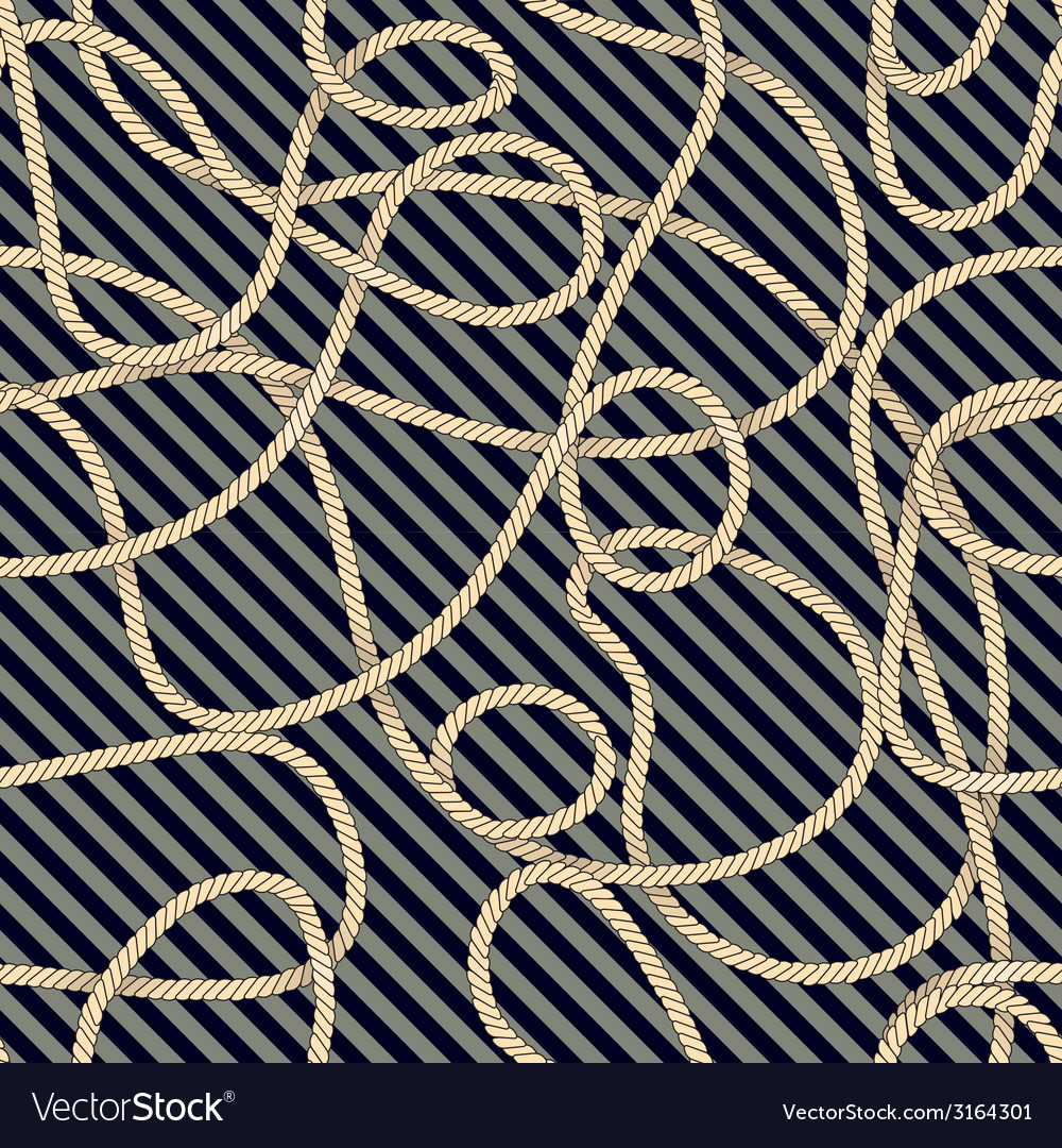 Cable pattern vector