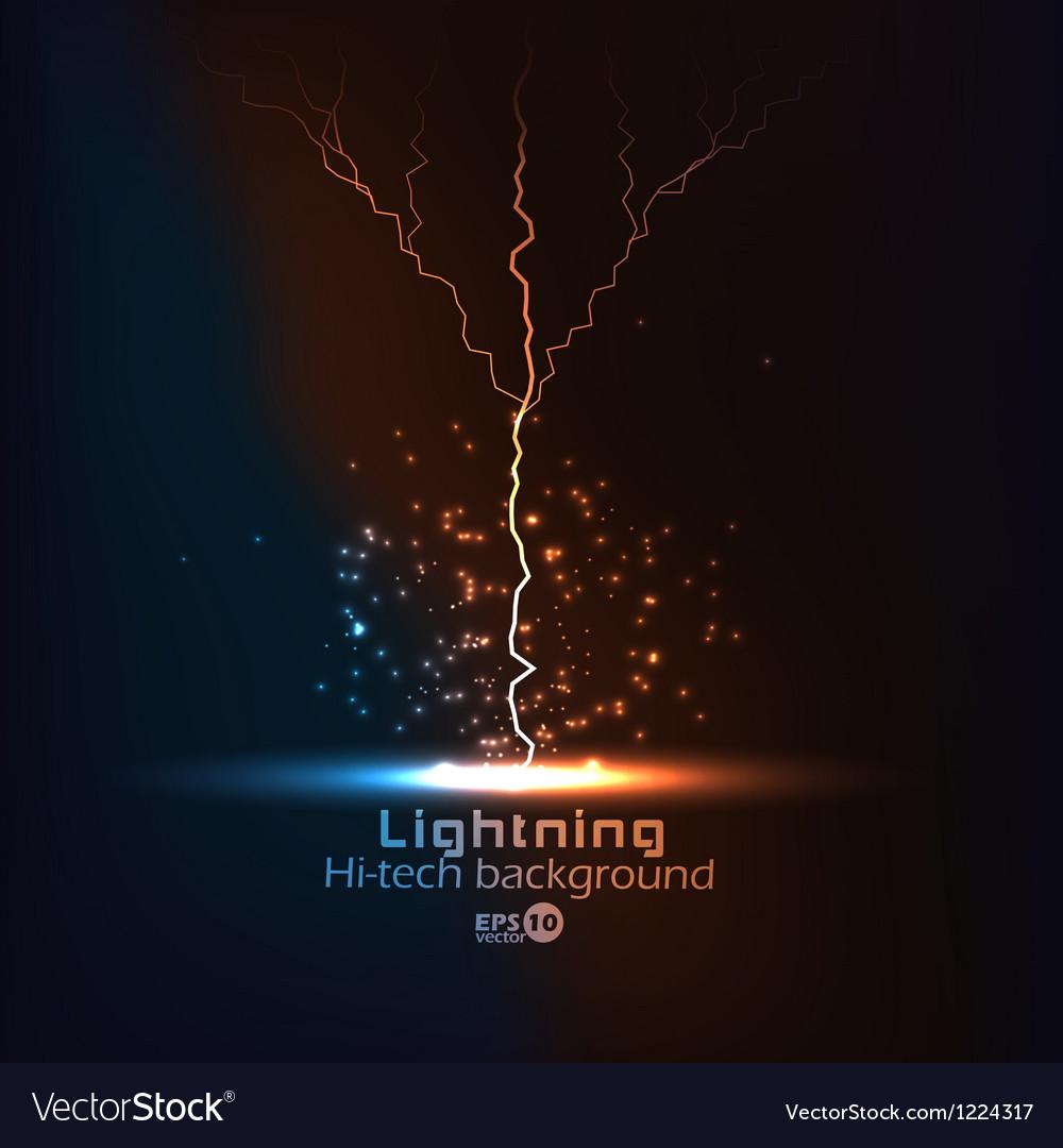Lighting vector