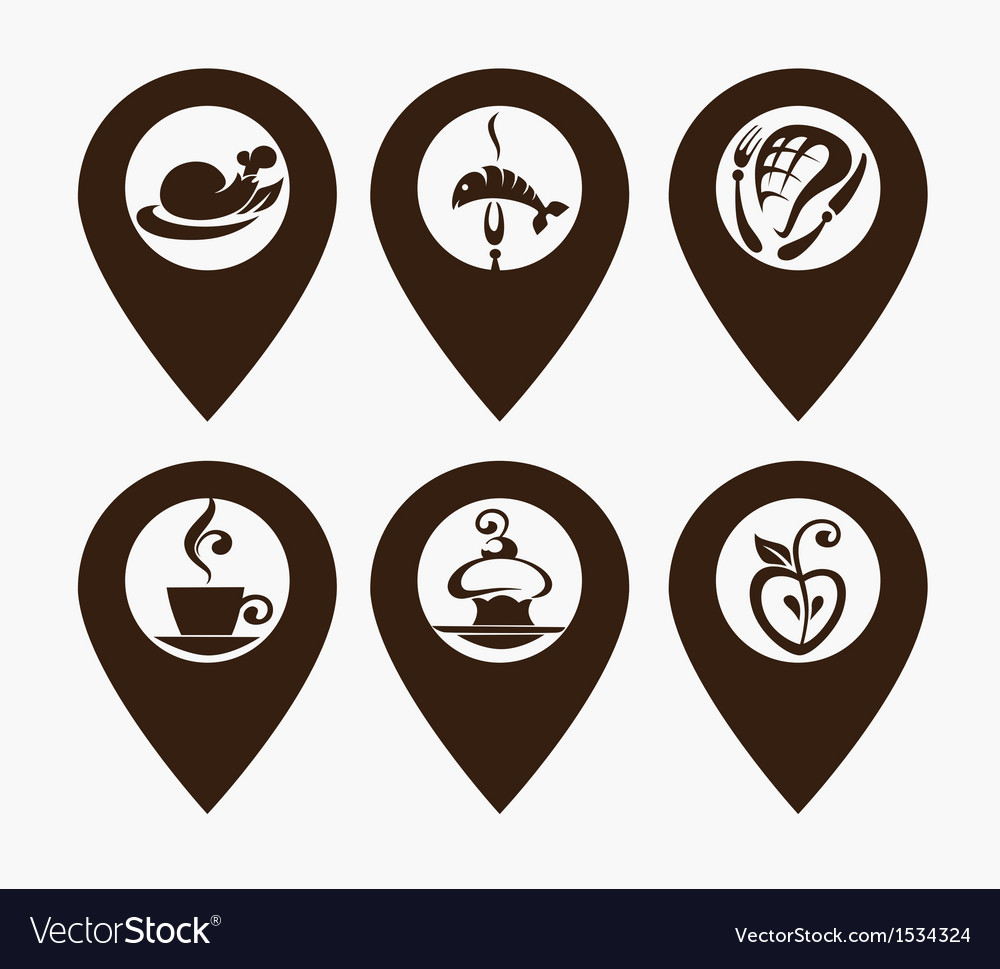 Food points vector