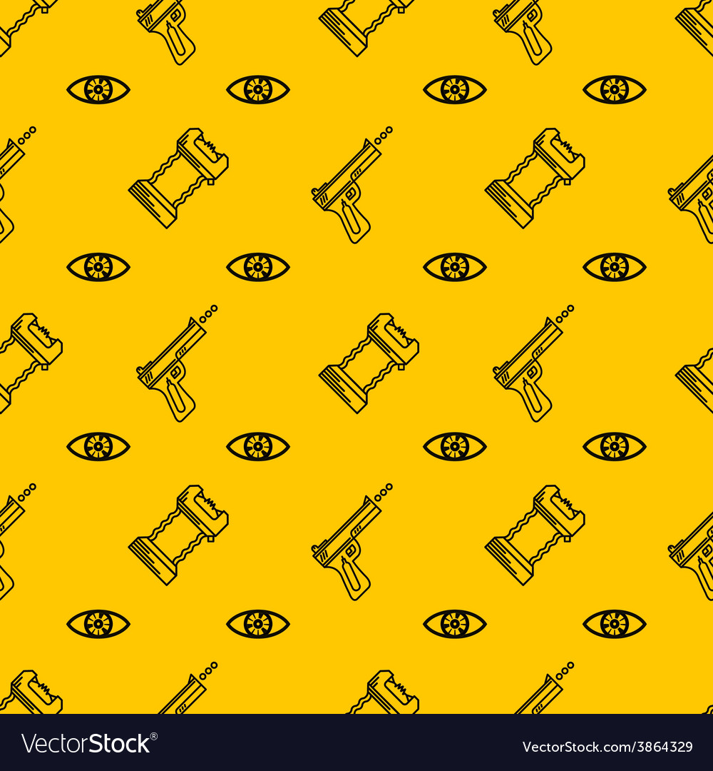Background for self defence vector