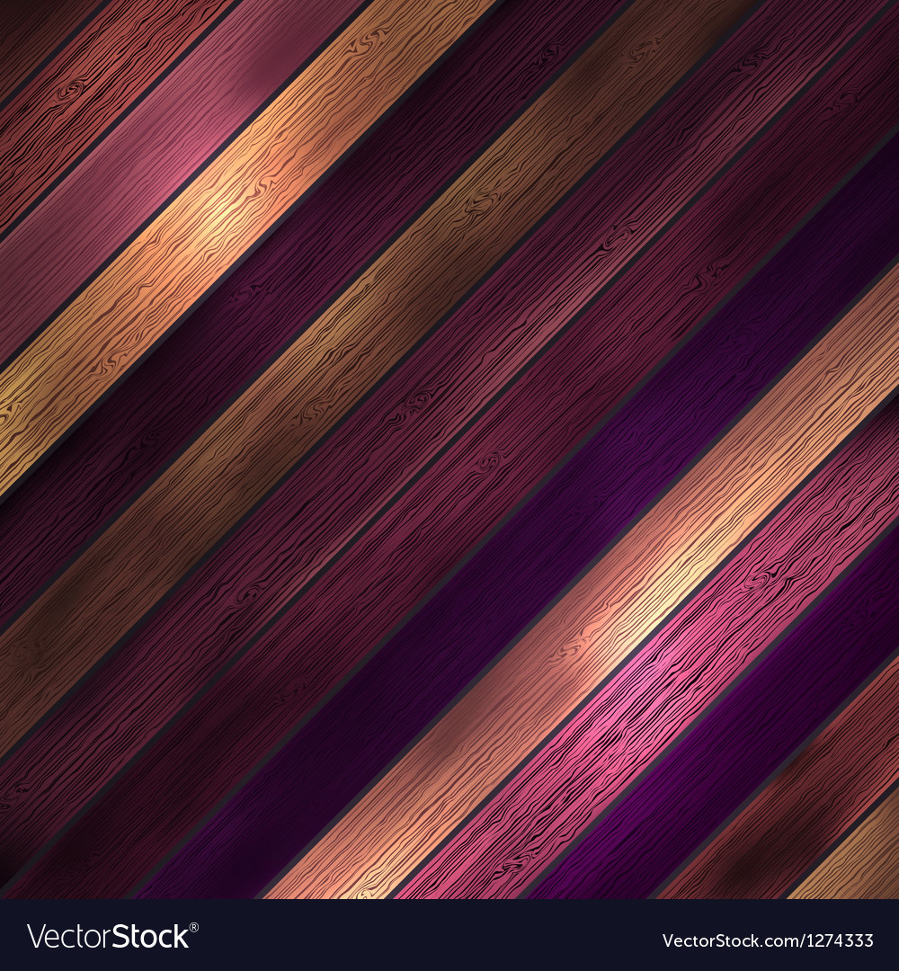 Abstract wood with focus on woods grain vector