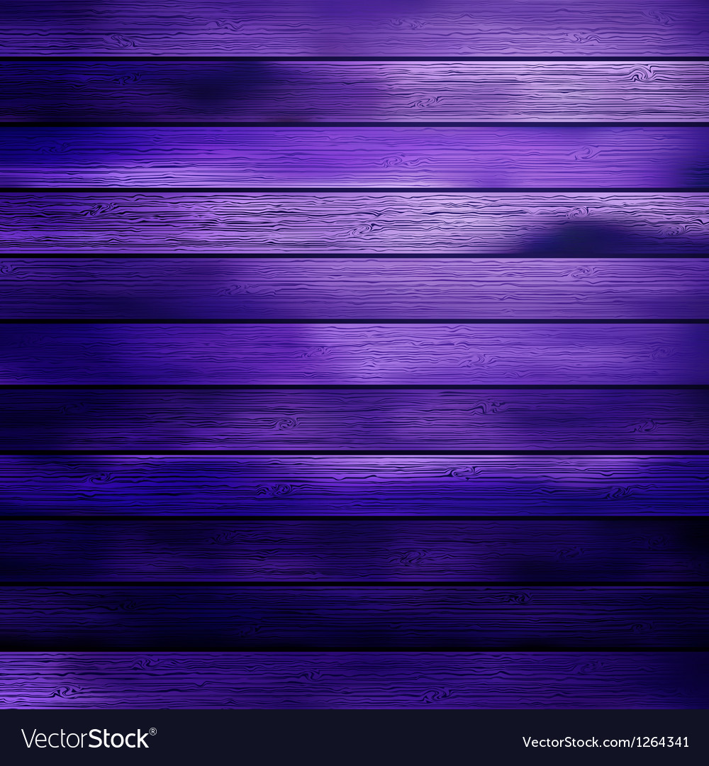 Abstract wood plank purple texture vector