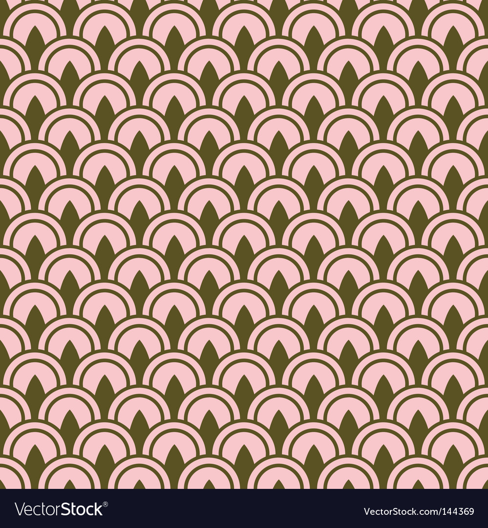 Row pattern vector
