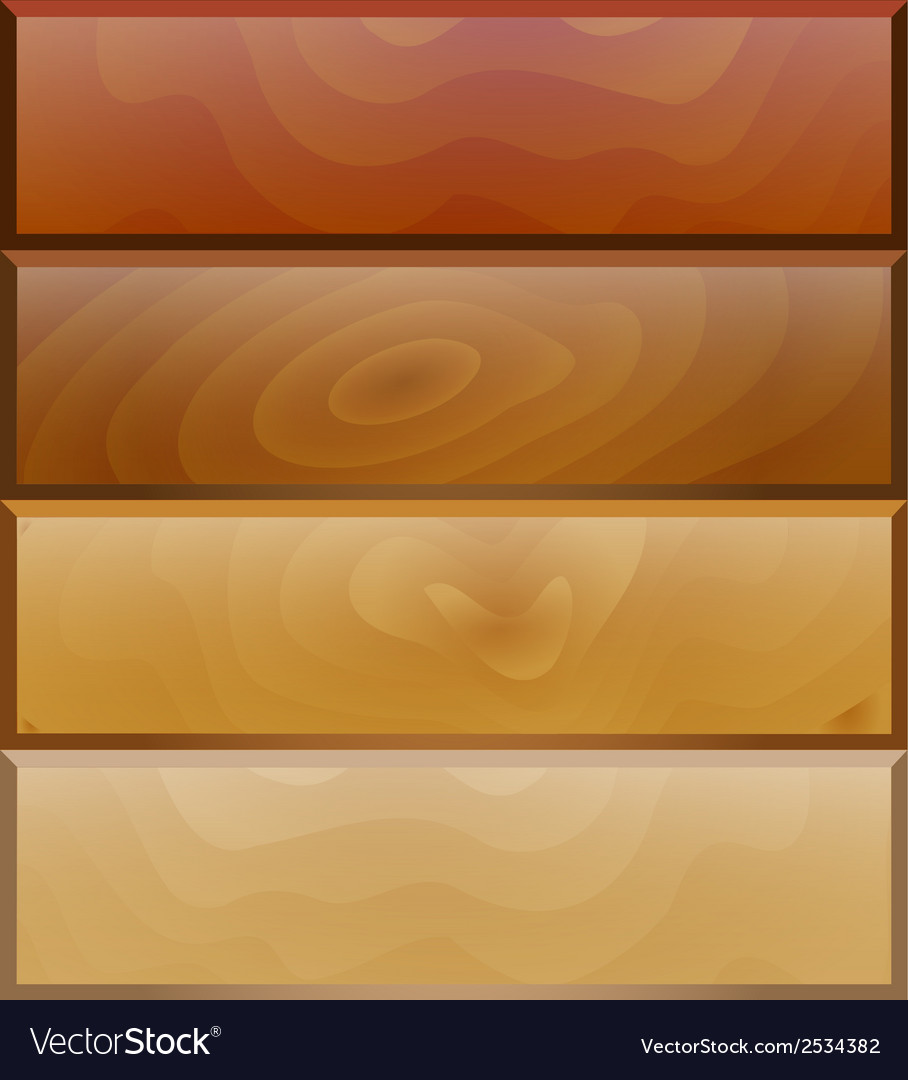 Background with wooden texture vector
