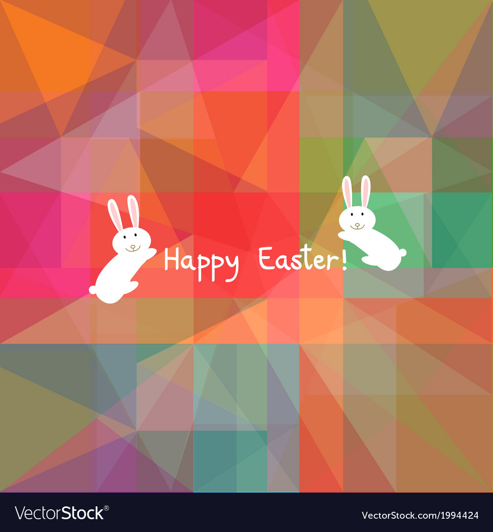 Happy easter6 vector