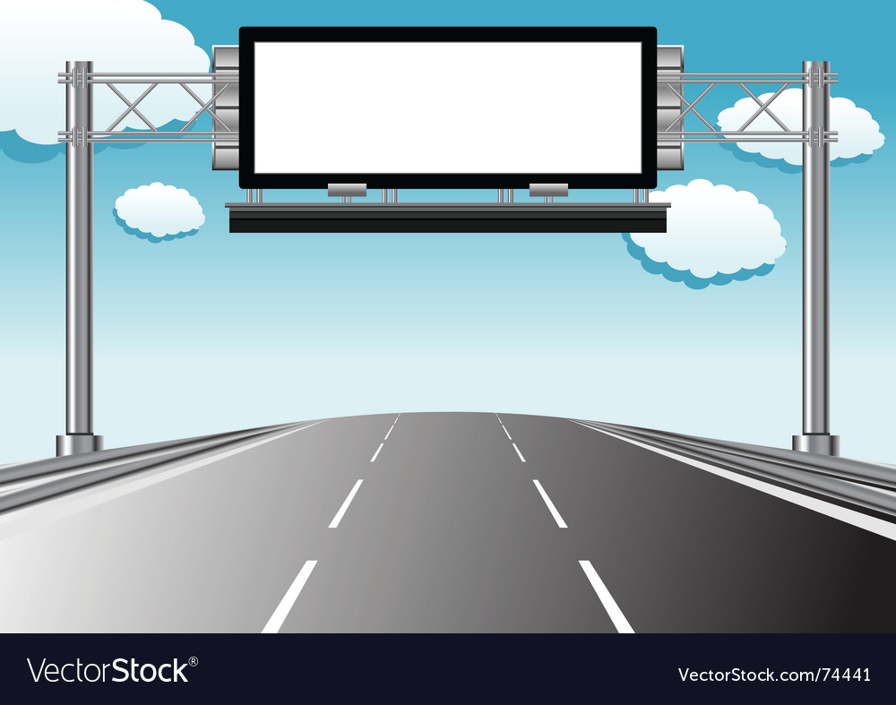 Highway information vector