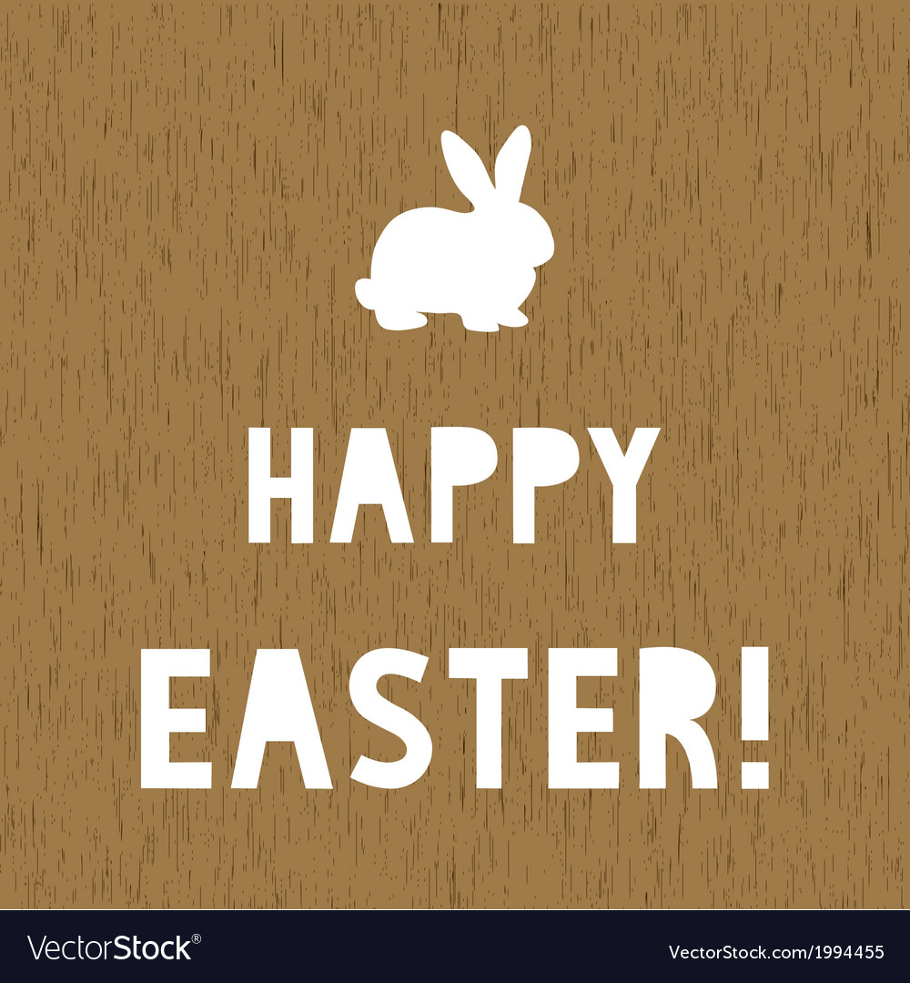 Happy easter11 vector