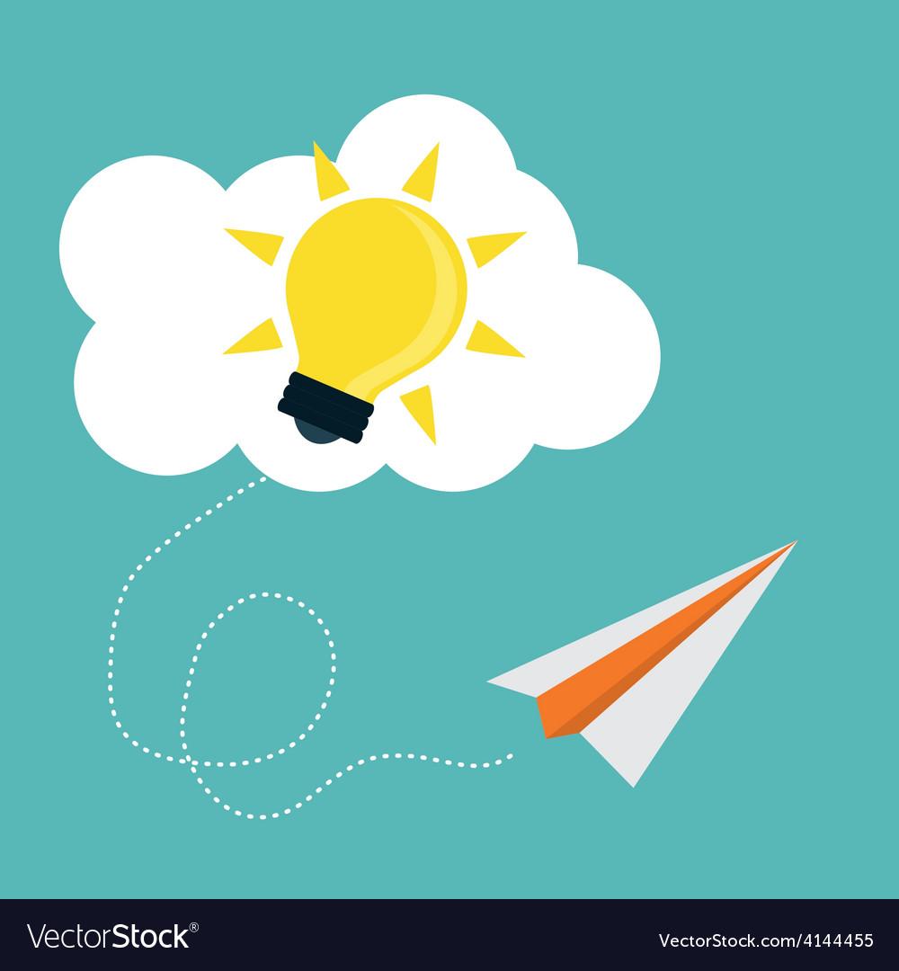 Start up business design vector