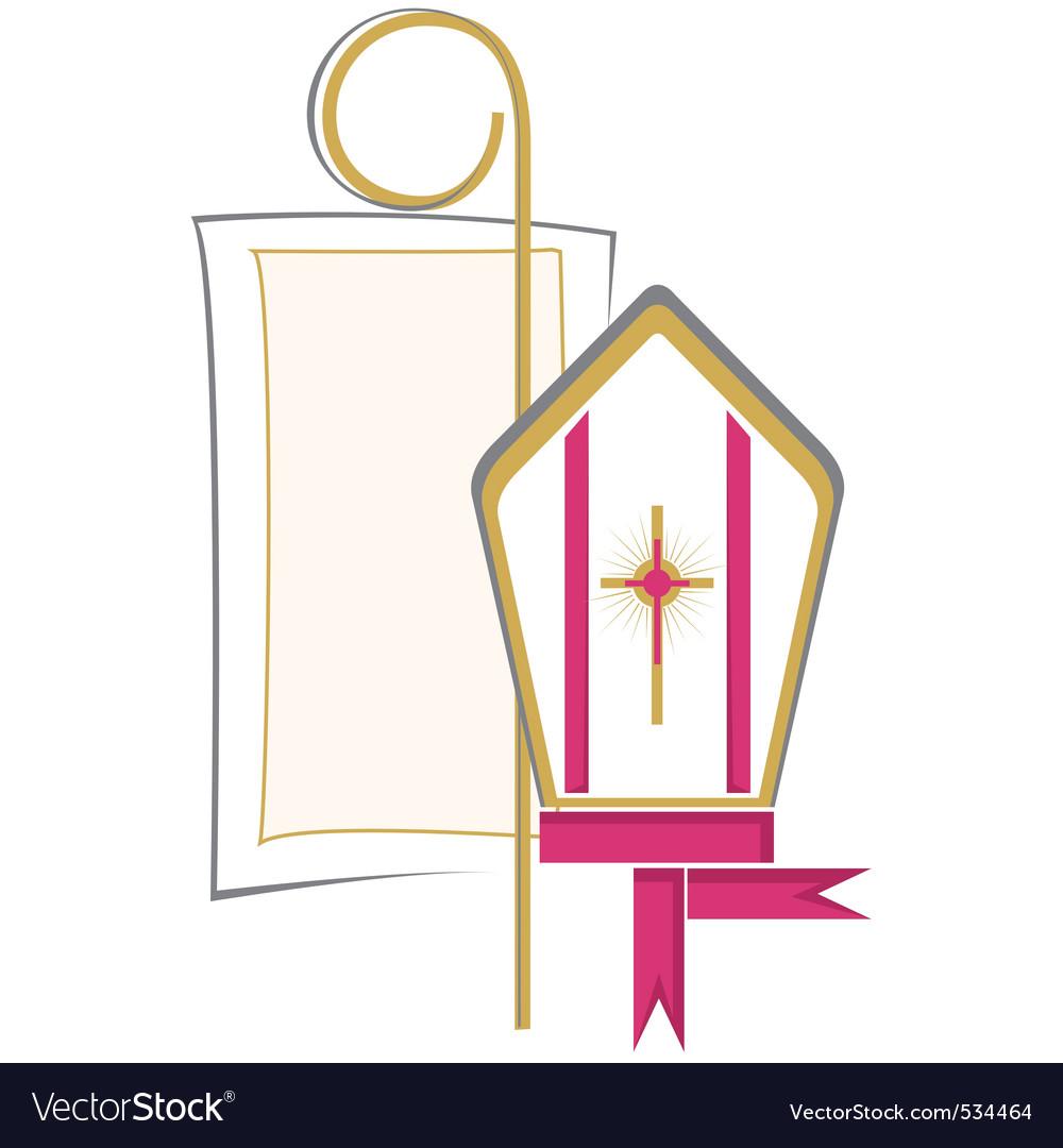 Christian religion vector