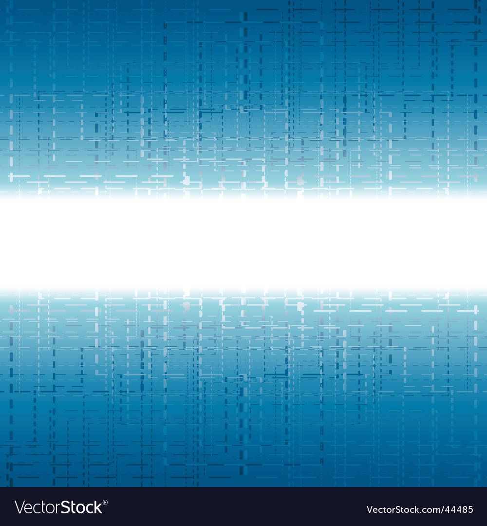 Technology dashes stripe vector
