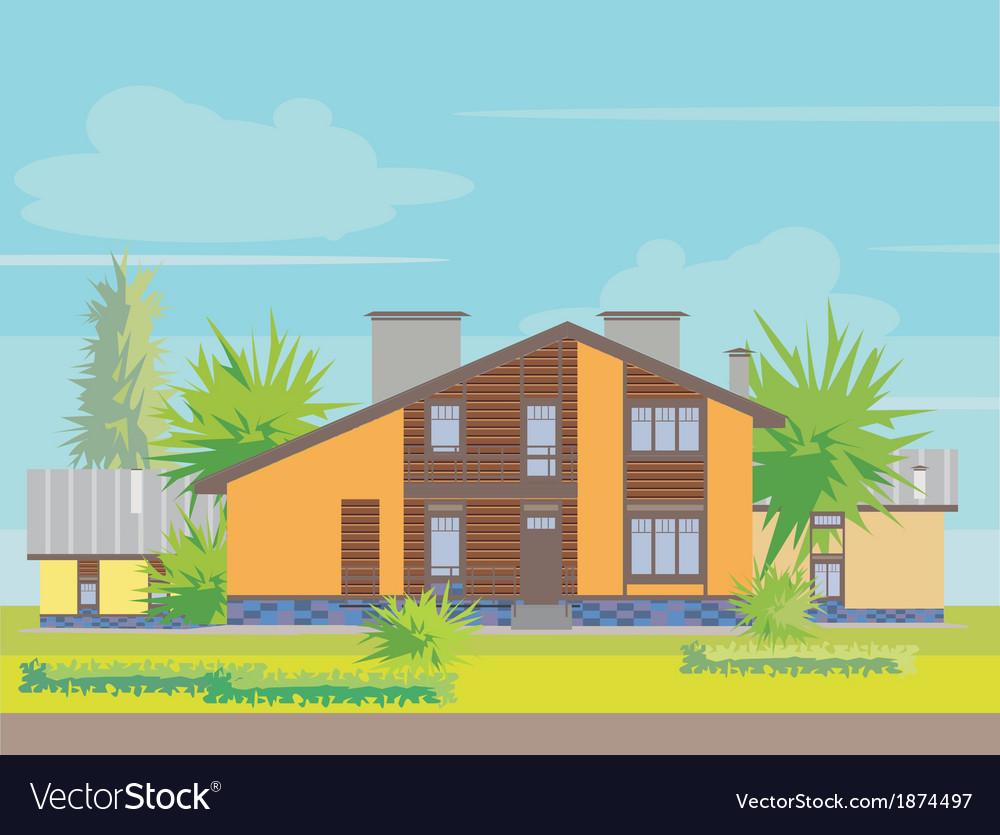 House v vector