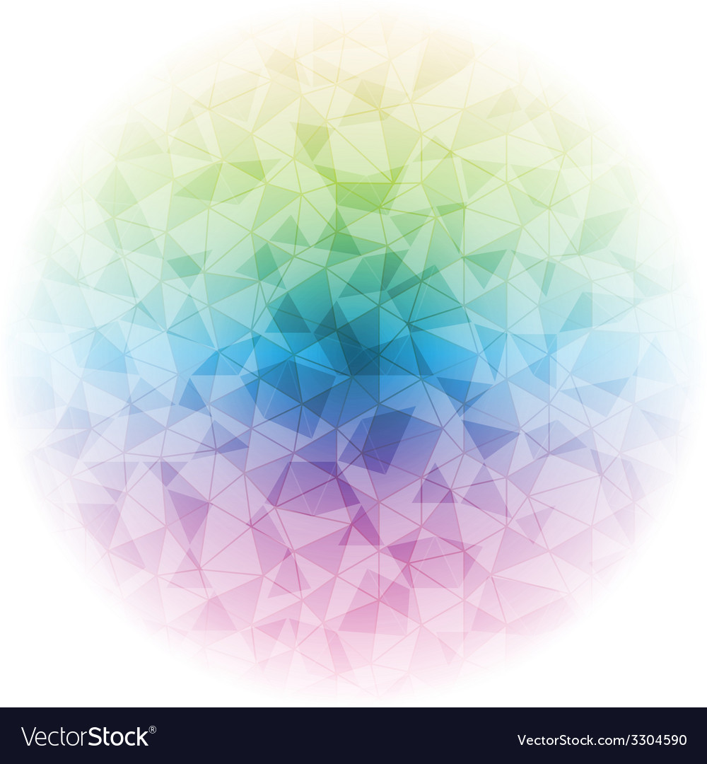 Design magic ball on light background vector