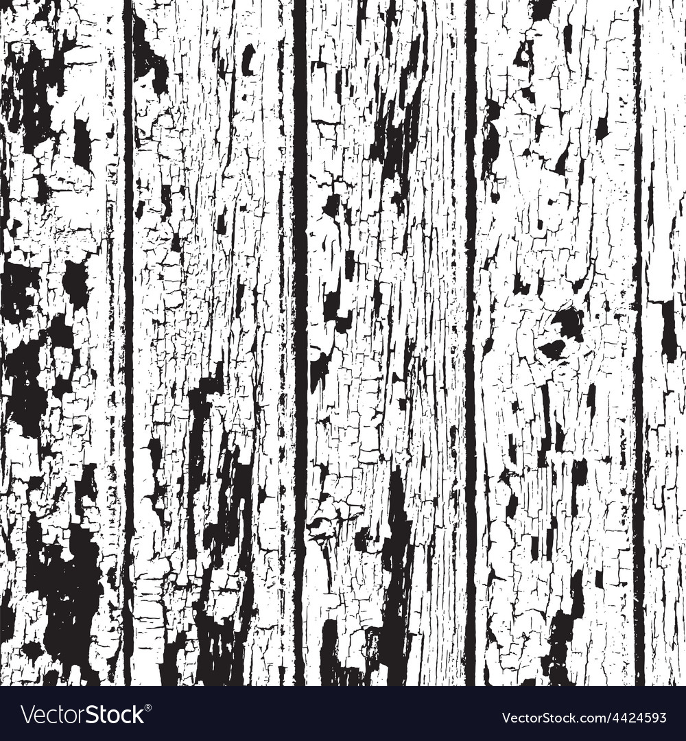 Peeled planks vector