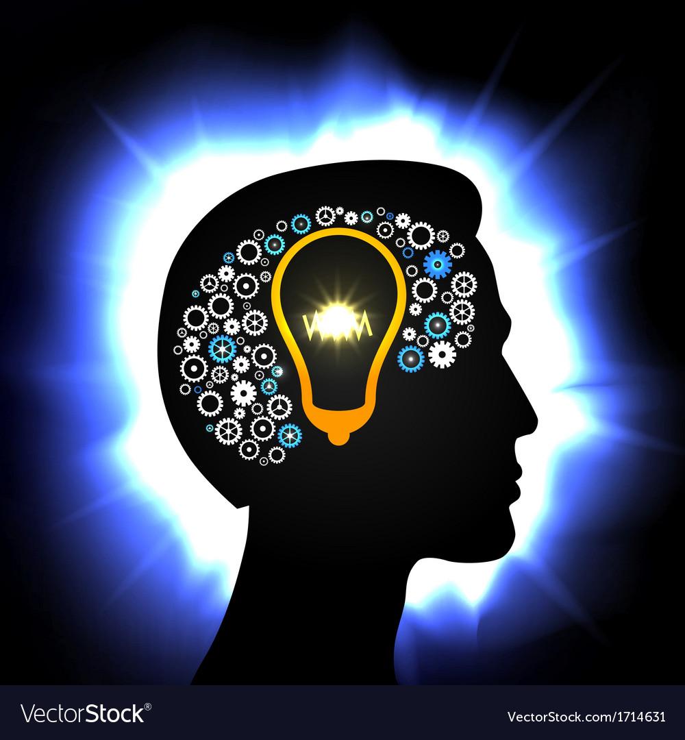 Idea in head vector
