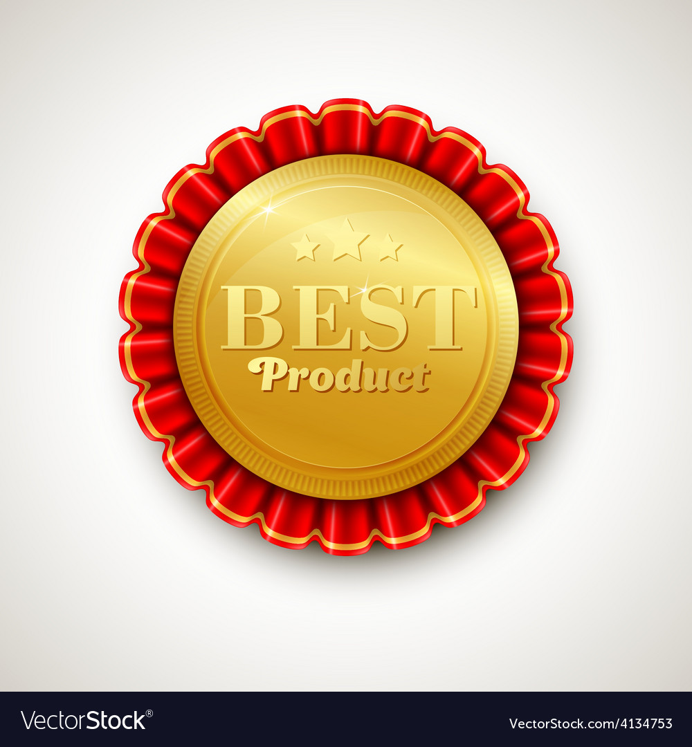 Best product icon vector