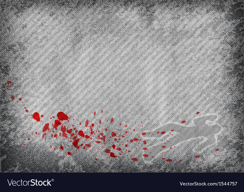 Texture grey with murder vector