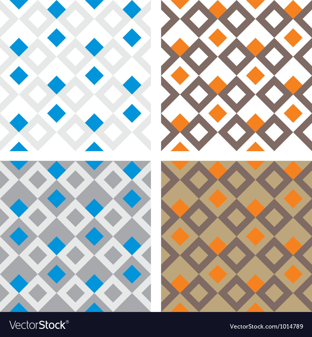 Square pattern texture vector