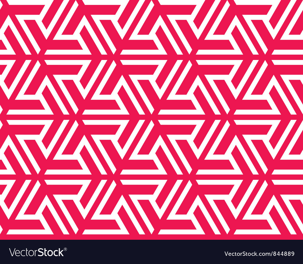 Seamless traditional geometrical vector
