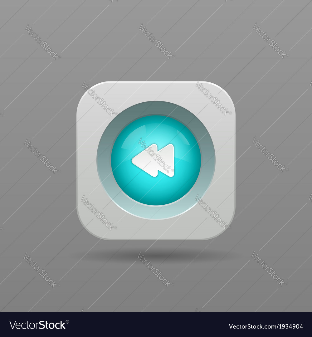 Previous button vector
