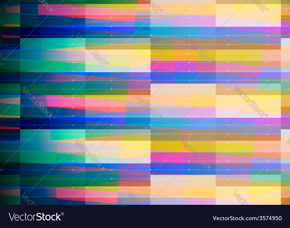 Abstract geometric background with blue edge vector