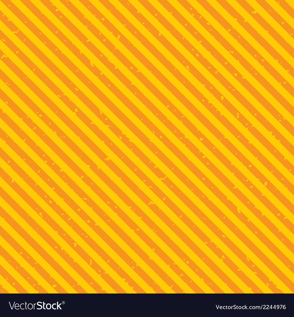 Diagonal lines orange pattern seamless texture vector