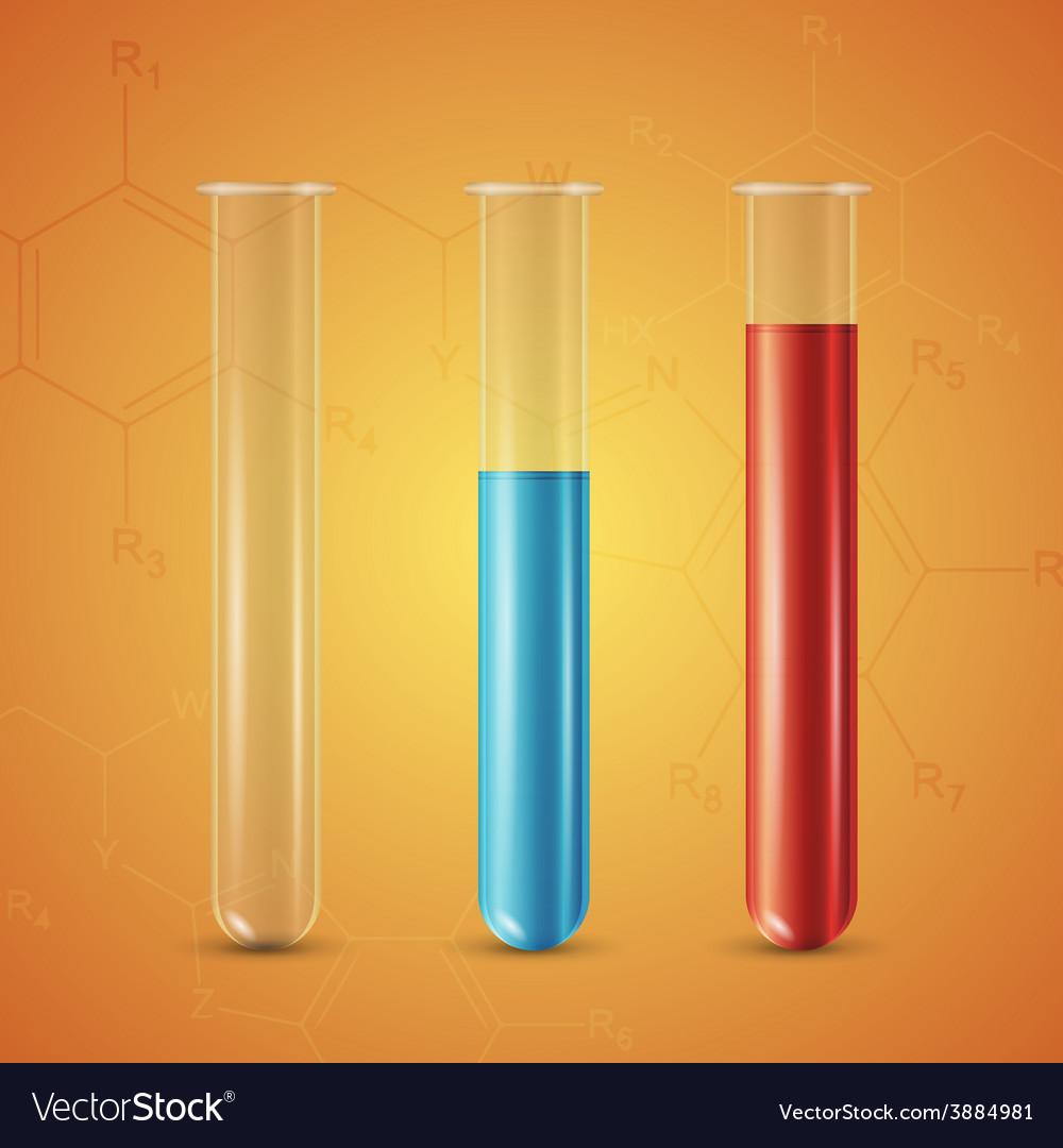 Test tube vector