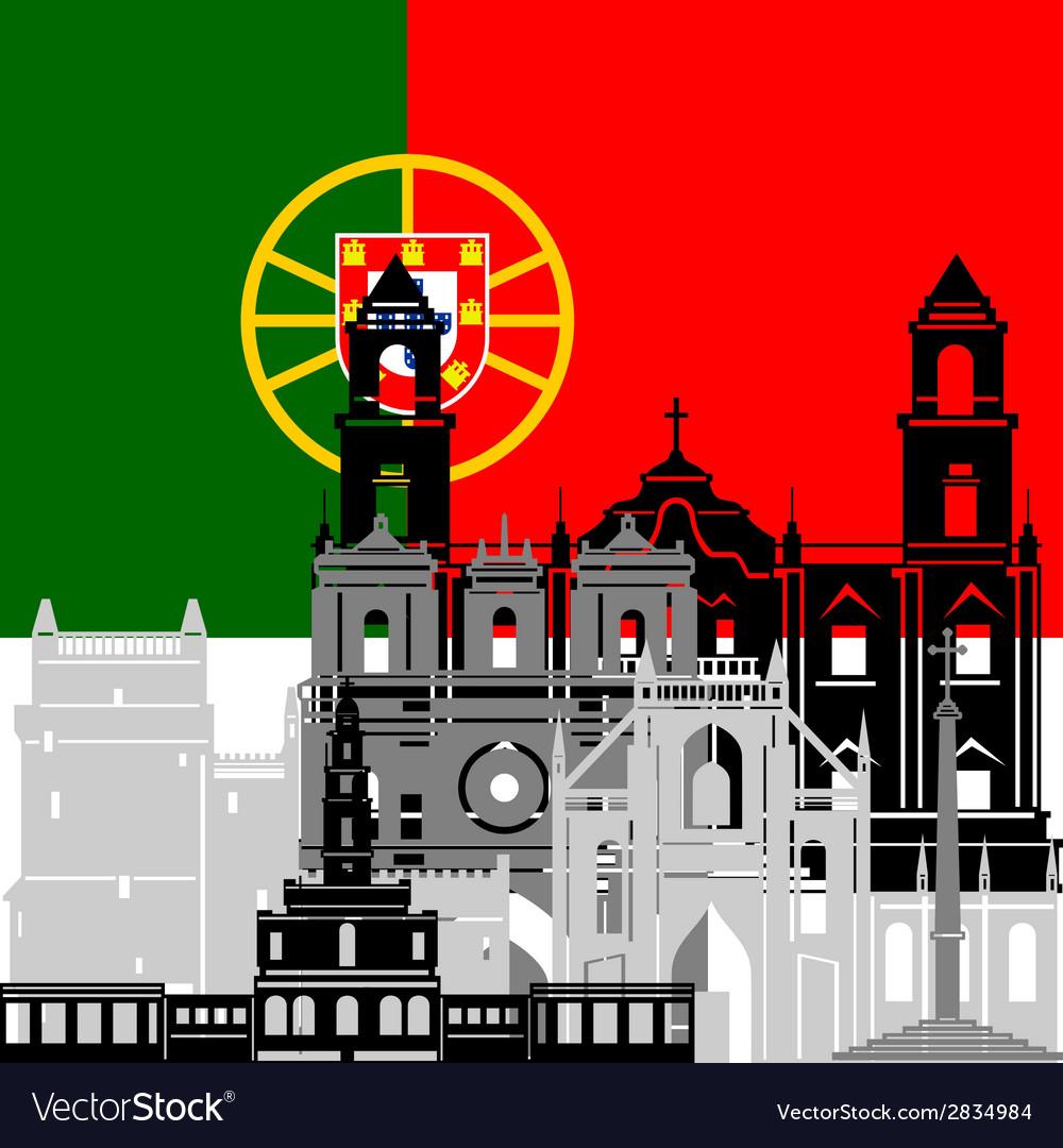 Portugal vector