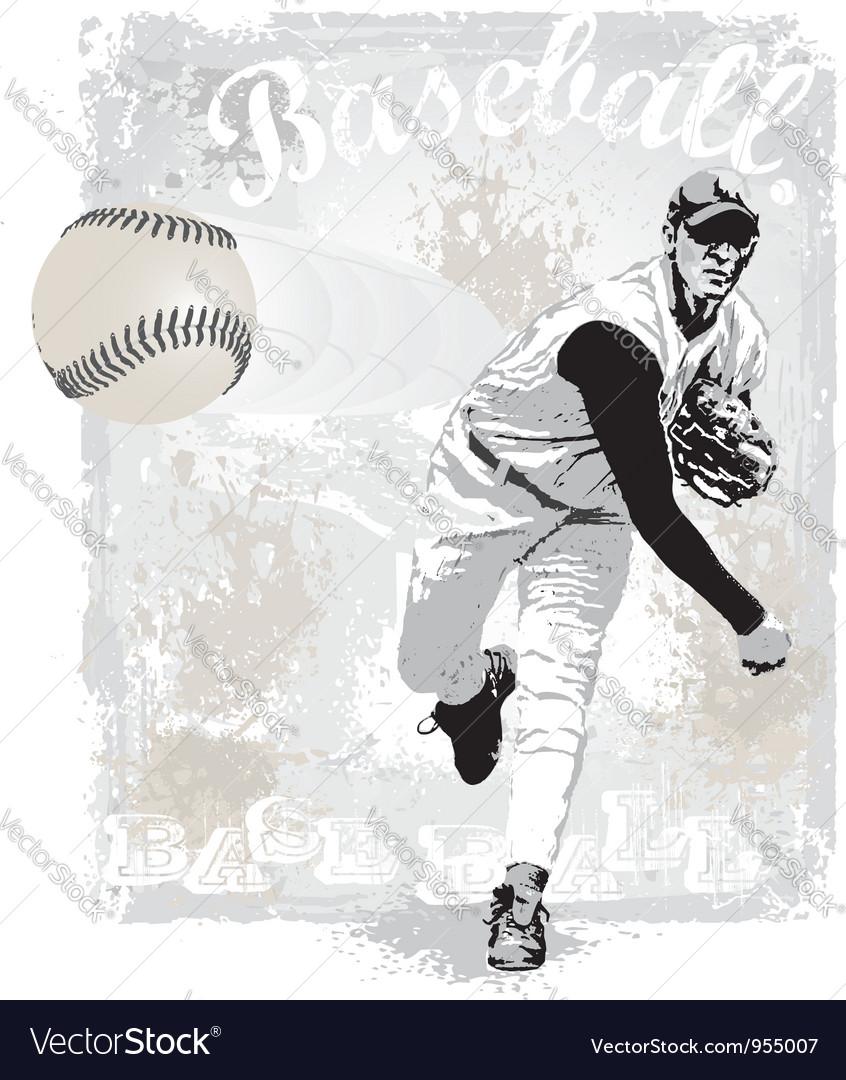 Pitcher strike vector