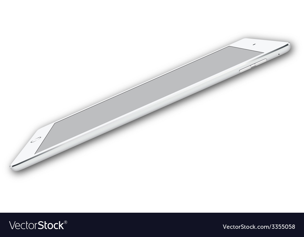 Ipad air 2 vector