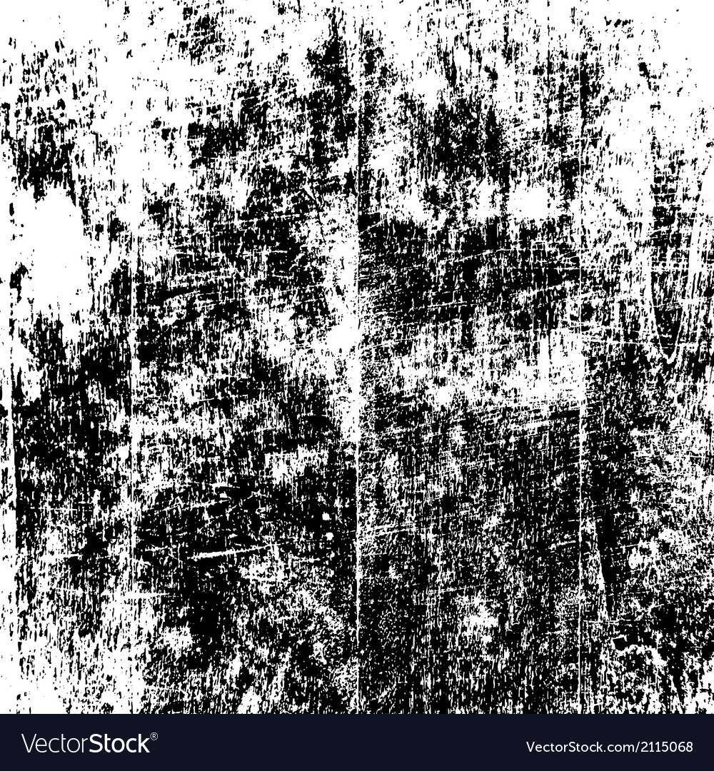 Distressed texture wood vector